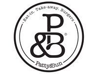 Patty and Bun need LINE CHEFS and GRILL CHEFS for our Liverpool St restaurant