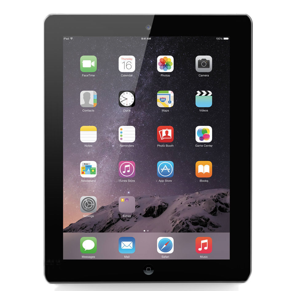 "Apple iPad 4th Gen 9.7"" Tablet -SELECT $175+:16GB 