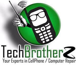 ((( TECHBROTHERZ )))  *** CELLPHONE COMPUTER REPAIR ***  APPLE - SAMSUNG - LG - NEXUS - SONY - HTC - MOTO - BLACKBERRY