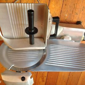 Sammic Meat slicer