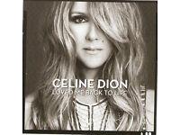 Celine Dion Manchester 25th June