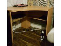 Corner Computer Desk in good condition