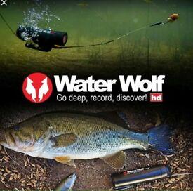Waterwolf underwater fishing camera