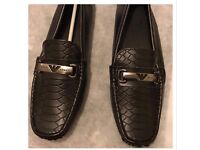 Men's Black Loafers Brand New Size 7