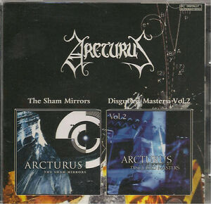 ARCTURUS-3-CD-LOT-Progressive-Atmospheric-Black-Metal-MORTEM-ULVER