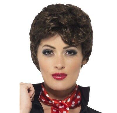 50s 1950s Rizzo from Grease Fancy Dress Wig 1970s 70s Film wig New by Smiffys - Dresses From Grease