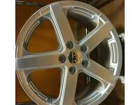 Wanted Fox alloy wheels to fit Ford Transit