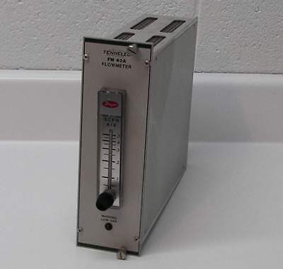 Tennelec Fm 40a Flowmeter Nim Bin Modular