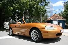 1999 Mazda MX-5 East Brisbane Brisbane South East Preview