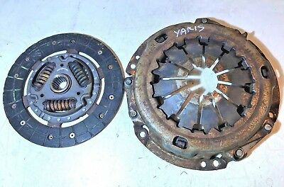 1999 - 2003 TOYOTA YARIS 1.0 PETROL CLUTCH DISC AND PRESSURE PLATE LOW MILES VGC
