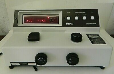 Thermo Scientific Spectronic 20d Digital Spectrophotometer 333183