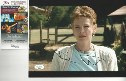 Law and Order Dianne Wiest  autographed 8x10 color  photo JSA Certified