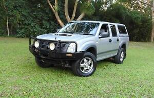 4X4 DIESEL TURBO 2007 HOLDEN RODEO FINANCE FROM $65
