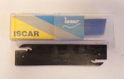 Iscar - Hgfh 26-3 Double End Indexable Cutoff Blade 9b-e0048