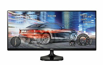 "LG Electronics 25"" Ultra Wide IPS Monitor w/ Split Screen Capability 25UM58-P"