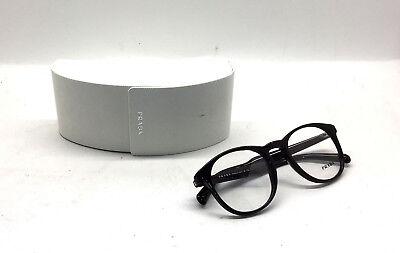 AUTHENTIC! Prada VPR 19S-F USF-1O1 Women Eyewear Optical Frame DEMO Lenses BB8