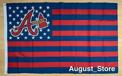 Atlanta Braves 3x5 ft Flag Banner MLB