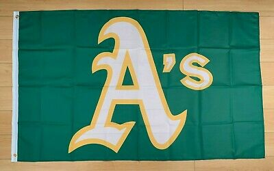 Oakland A's Athletics 3x5 ft Flag Banner MLB Oakland Athletics Banner Flag