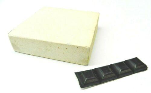 "Ceramic Board Jewelry Work Soldering Block Heat Plate Bench 4""x4""x1"" Square Tile"