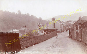 Abersychan Low Level Railway Station Photo. Pontypool - Cwmavon. (4)