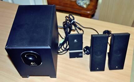 Logitech Stereo Speaker with Subwoofer