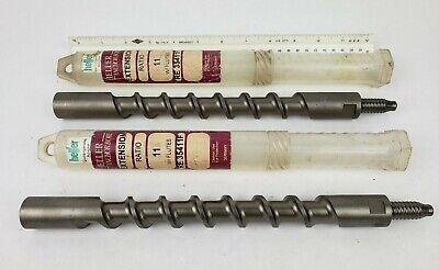 2x11 Drilltechiller Anchor Bore Extension Rotary Masonary Hammer Drill Bit