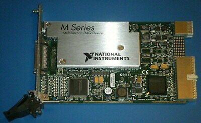 Ni Pxi-6281 16ch 18bit M-series Multifunction Daq National Instruments Tested