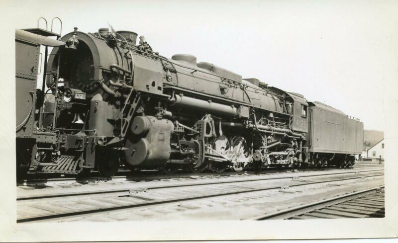 6C174 RP 1930/40s BOSTON & MAINE RAILROAD ? ENGINE #4023