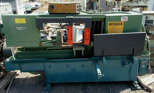 HEM HORIZONTAL BAND SAW 1200 LAR W/TABLE_GREAT DEAL_AS-IS_1ST COME-1ST SERVE!~