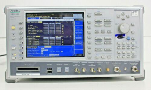 Anritsu MT8820B 30MHz -2.7GHz Radio Communication Analyzer
