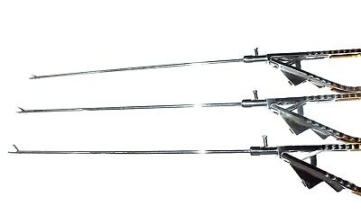New Laparoscopy Golden Toothcurved And Straight Tip Needle Holder