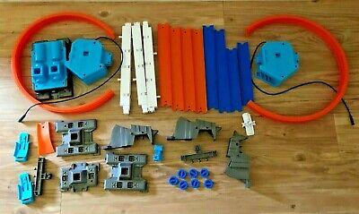 Hot Wheels Tracks Builders Pieces Parts Lots - Power Boosters & More