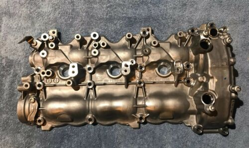 used MERCEDES BENZ m276 LEFT DRIVER SIDE ENGINE VALVE COVER Cylinder Head  276