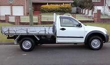 2005 HOLDEN RODEO LX DUAL FUEL MANUAL UTE Ryde Ryde Area Preview