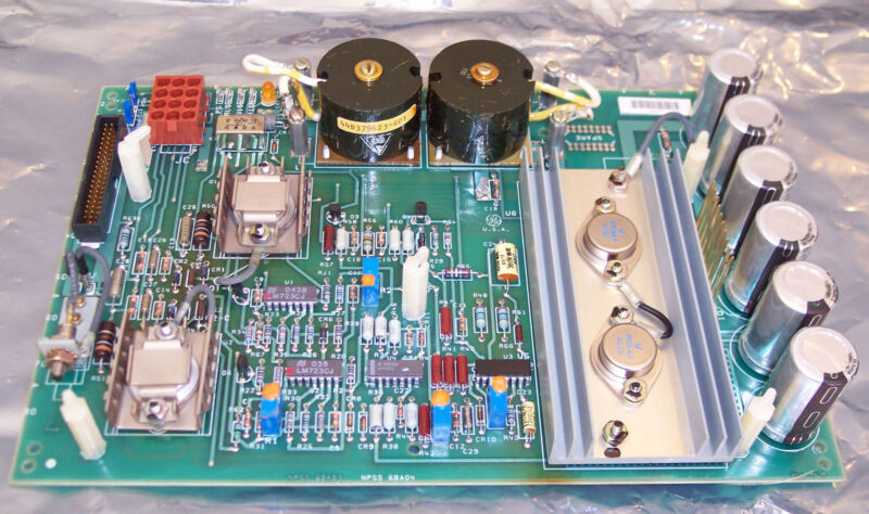 USED GENERAL ELECTRIC DS3800NPSS1E1D CIRCUIT BOARD DS3800NPSS / GE