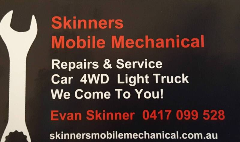 Mobile Mechanic - Petrol & Diesel Repairs, Service & Pre-Purchase