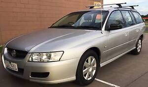 """2005 COMMODORE WAG """"LOW KM"""" with RWC REG & WARRANTY! Dandenong Greater Dandenong Preview"""