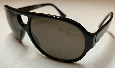 1,125$ Loro Piana Men's Black My Sunglasses 2 N.P.E.LP Made in Italy SOLD (Blacked Out Sunglasses Men)