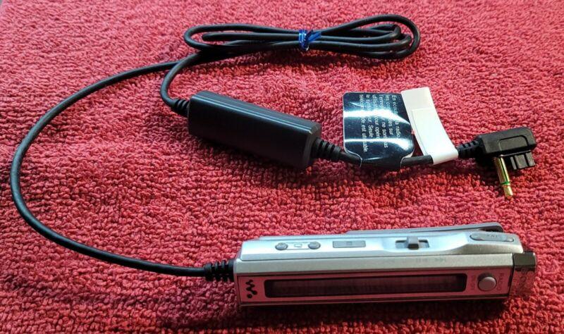NEW Sony RM-MC37LT MD Minidisc remote with Radio Tuner