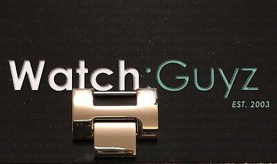 MICHAEL KORS Twist Runway Polished Rose Gold-Tone Watch LINK/CLASP (MK3247)