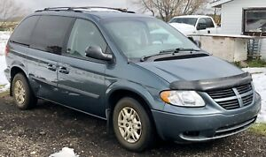 2007 dodge caravan needs repair