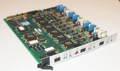 Zetron Dsp Trib Interface Board Model 813 Part 901-9386 - Motorola Central Site