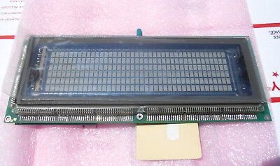 IEE  Alphanumeric Fluorescent Display 03601-26-240 NOS (6 lines x 40 characters)
