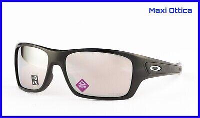 OAKLEY occhiali da sole occhiale avvolgente neve sci lenti a specchio prizm nero