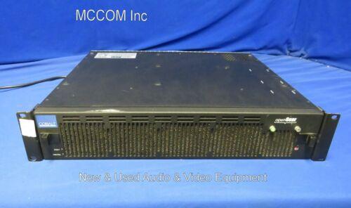 Cobalt Open Gear DFR-8310 Frame w/ 10-9821 HD/SD-SDI Downconverter Mods, 1 PS
