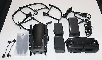 DJI Mavic Air Camera Drone - Onyx Black