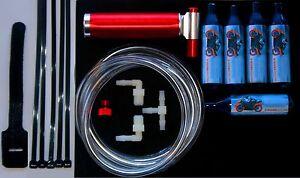 Moped-50-70-90-100-110-125-cc-NOS-Nitrous-Oxide-Nitro-Gas-Boost-Bottle-Kit