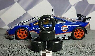 1/32 PAUL GAGE SLOT CAR TIRES 2pr PGT-20125LM fits SCALEXTRIC new McLaren F1 GTR for sale  Winnipeg
