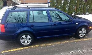 Selling 2003 VW Jetta wagon 1.8Turbo