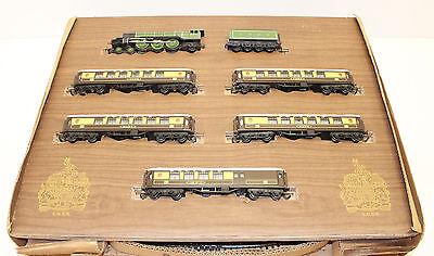 RARE Vintage Tri-ang Hornby 4-6-2 Locomotive Flying Scotsman Set 4472 LNER 00